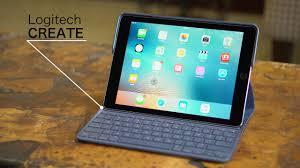 Review: Logitech Create <b>Backlit Keyboard Case</b> 9.7 - YouTube