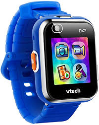 VTech KidiZoom Smartwatch DX2, Blue, Great Gift For ... - Amazon.com