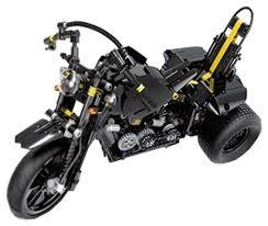 Купить <b>Конструктор EvoPlay</b> Road legend <b>CR</b>-<b>114 Chopper</b> на ...