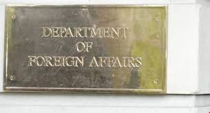 「Department of Foreign Affairs usa」の画像検索結果