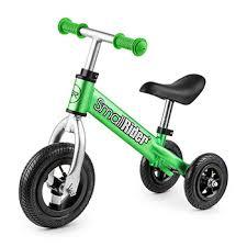 <b>Беговел</b>-<b>каталка</b> трансформер <b>Jimmy</b>, <b>Small Rider</b>, зеленый ...