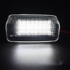 Online Shop Hopstyling <b>2pcs LED Car door</b> courtesy light for Toyota ...