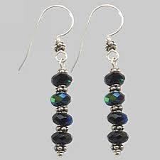 Glass Beads <b>Earring</b> at Rs <b>50</b> /<b>set</b> | ID: 12672118212 - IndiaMART