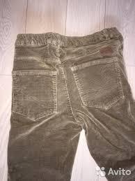 Вельветовые <b>брюки джинсы playtoday</b> 140-146 размер купить в ...