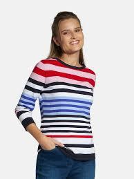 <b>Пуловер</b> »<b>Basler</b>« модель 2020   Frau Plus