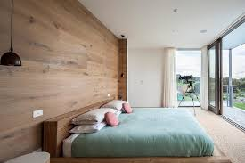 master bedroom feature wall: master bedroom feature wall ideas bedroom scandinavian with white curtains platform bed