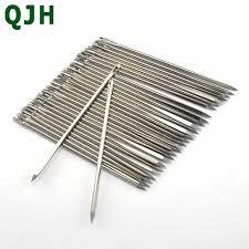 3pcs/bag <b>Leather</b> Lacing Threading Needle Handmade <b>DIY</b> Tool ...