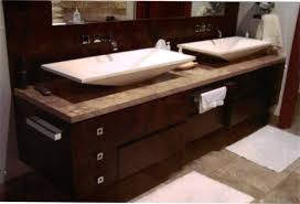 long wooden bathroom sink cabinets and marble top completing small bathroom with clean wall mirrors bathroom sink furniture cabinet