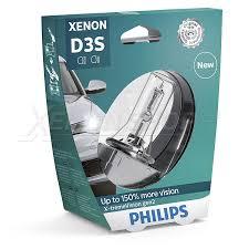Ксеноновые <b>лампы</b> D3S <b>Philips X</b>-<b>treme</b> Vision Gen2 (+150 ...