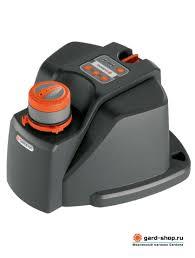 <b>Дождеватель</b> мобильный <b>Gardena AquaContour Automatic</b> Comfort