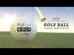 Golf <b>Ball</b> Logo (Videohive After Effects Templates)