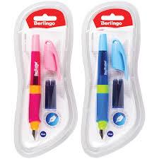 <b>Ручка перьевая Berlingo Arrow</b> CFp_00002, 3 сменных картриджа ...