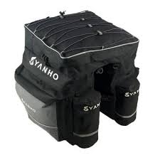 YANHO <b>43L</b> Seat <b>Bag</b> 600D Oxford Cloth Mountain Road Bicycle ...