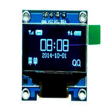 Omatom Power 2.7 X 2.8cm,128x64 <b>0.96 Inch 4pin</b> 128X64 White ...