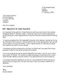 sample letter for job application format   cover letter examplessample application letter by writing com http www