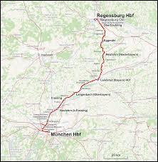 Munich–Regensburg railway