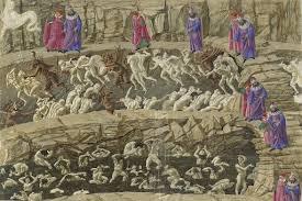 Botticelli Featuring Dante - Kupferstichkabinett, Staatliche Museen ...