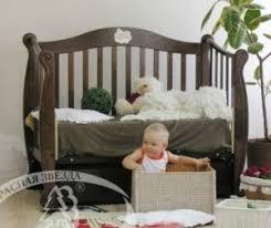 Детские <b>кроватки</b> Можга (<b>Красная</b> Звезда): каталог, цены ...