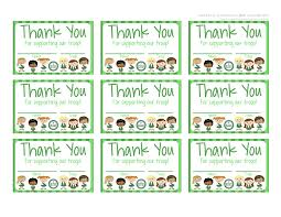 17 best ideas about thank you cookies valentine fashionable moms girl scouts printable thank you cards