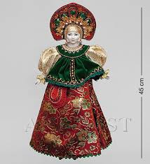Кукла подвесная ''Девица-краса'' в асс. C | Куклы, Народный ...