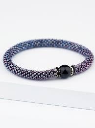 natural stone colorful bracelet friendship bracelets women bracelets fashion crystals beads charm jewelry a08