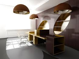contemporary home office interior cabinets modern home office