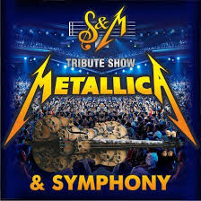 <b>Metallica Show S&M</b> Tribute with a Symphony Orchestra - Home ...