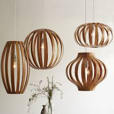 bentwood interior wooden pendant lights decorating ideas functional lamps hardwire contemporary household cheap modern pendant lighting