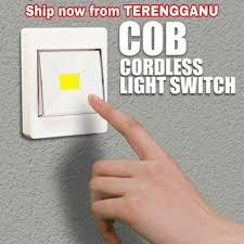 <b>LED</b> Night Light COB <b>Corridor</b> Room Toilet Lampu Kecemasan Viral ...