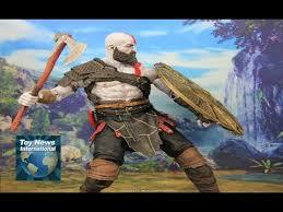 "<b>NECA 7</b>"" <b>God Of</b> War 4 Kratos Figure Review - YouTube"