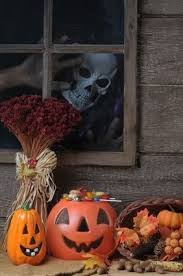 love halloween window decor: halloween window decorations a by image to add some halloween spirit to your home if you have windows toward the front of your home halloween window decor