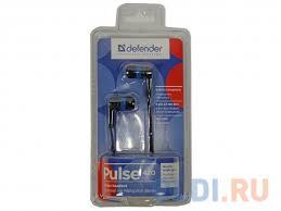 <b>Наушники</b> (гарнитура) <b>Defender Pulse</b>-<b>420</b> 63423 — купить по ...