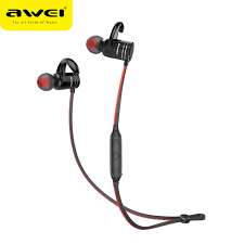 <b>Awei AK7</b> Wireless Sport Headphone Bluetooth Earphone Megnetic ...