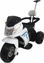 <b>Детский велосипед</b> / электромотоцикл <b>6V</b> - HL-108-WHITE купить ...
