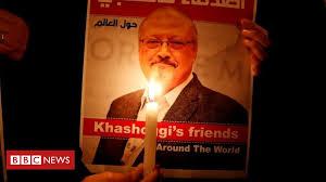 Jamal Khashoggi 'murder recording transcript' is published - BBC ...