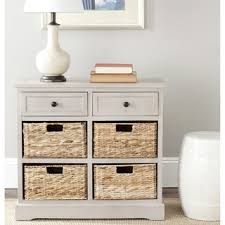 white storage unit wicker:  images about porch on pinterest storage bins storage chest and hampers
