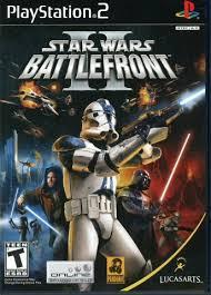 Video game:PlayStation 2 <b>Star Wars</b>: <b>Battlefront II</b> - Sony Computer ...