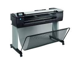 <b>HP DesignJet T830 36in</b> Multifunction Printer- LexJet - Inkjet Printers ...