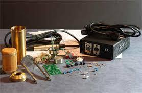 diy vacuum tube condenser microphone kit diy vacuum tube microphone kit