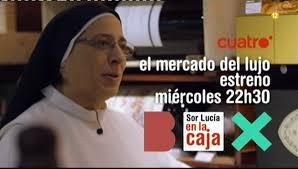 Resultado de imagen de SOR LUCIA CARAM EN LA CAJA