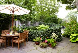 Small Picture Good Garden Ideas Small garden landscaping Pinterest Small
