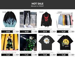 Sweater Men Streetwear Retro Flame <b>Pattern</b> Hip Hop <b>Autumn New</b> ...