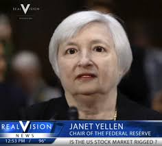 Image result for yellen wink