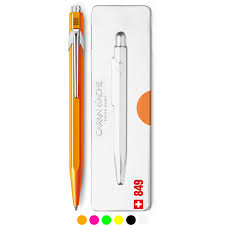 <b>849</b> ballpoint pen, <b>FLUO</b> COLOURS - Heye Ventures