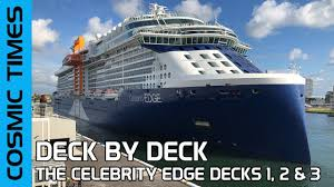 <b>Deck</b> by <b>Deck</b>: The Celebrity <b>Edge Decks 1</b>, 2 & 3 - YouTube