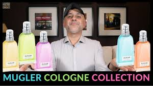 <b>Mugler Cologne</b> Collection Preview + Full Bottle USA Giveaway ...
