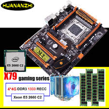 Купить HUANANZHI B75 LGA1155 M-ATX motherboard with VGA ...