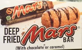 Image result for deep fried mars bar