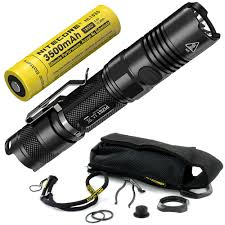 2019 <b>NITECORE P12GT</b> + 18650 Battery 1000 Lumens CREE XP-L ...