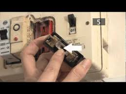 how to change a fuse in a traditional fuse box youtube How To Wire To Fuse Box How To Wire To Fuse Box #49 wire fuse box